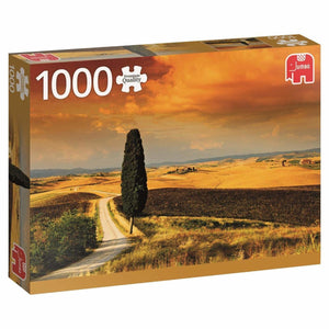 Tuscan Sunset 1000pc Puzzle