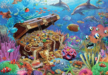 Load image into Gallery viewer, Underwater Treasures 1000pc Puzzle