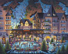 Load image into Gallery viewer, Vail Village 500pc Puzzle