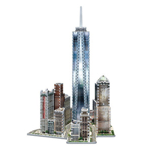 World Trade Center 875pc 3D Puzzle
