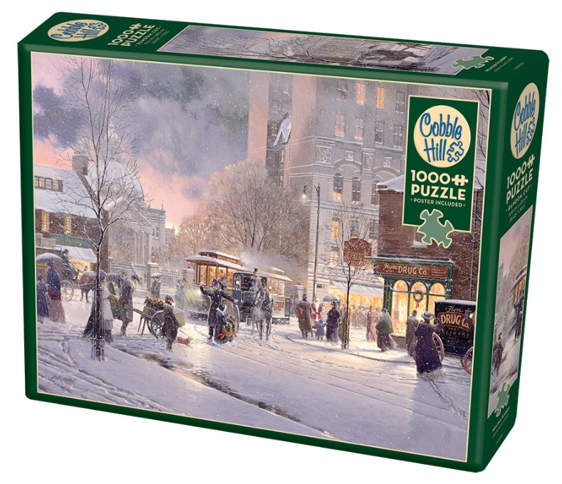Winter Flurry 1000pc Puzzle