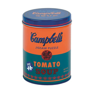 Orange Soup Can by Andy Warhol 300pc Puzzle