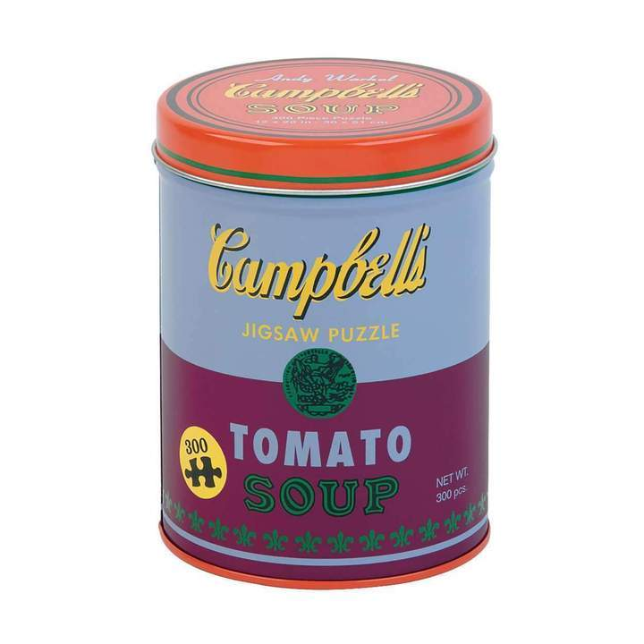 Red Violet Soup Can by Andy Warhol 300pc Puzzle