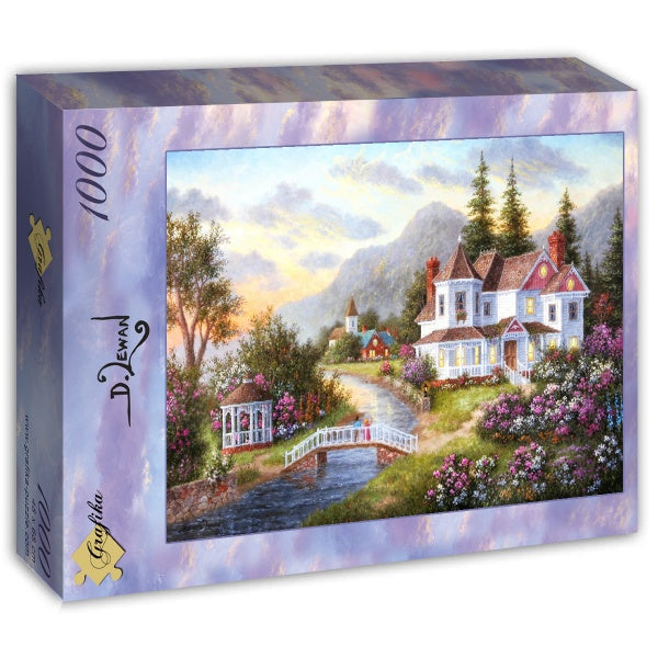 Angels of the Evening by Dennis Lewan 1000pc Puzzle