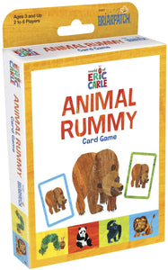 World of Eric Carle: Animal Rummy