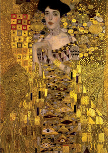 Adele Bloch-Bauer by Klimt 1000pc Puzzle