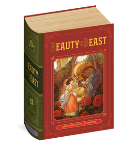 Beauty and the Beast Book and 500pc Puzzle Box Set