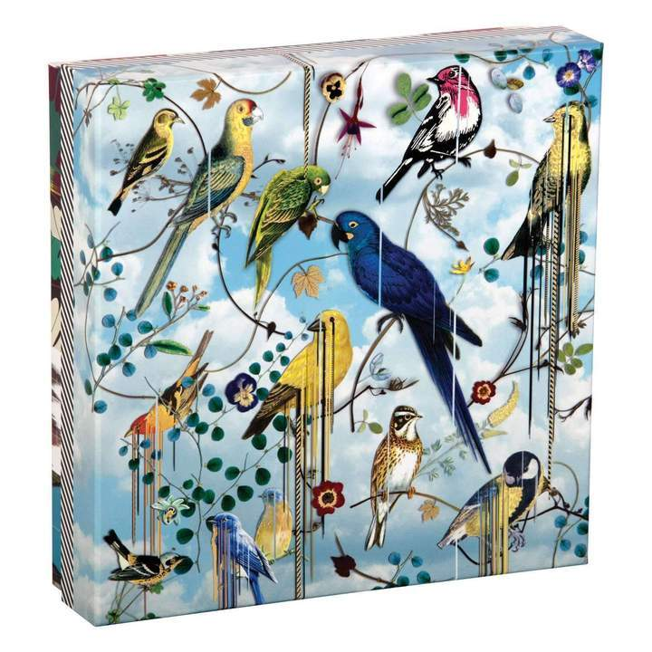 Christian Lacroix Birds Sinfonia 250pc Double-Sided Puzzle