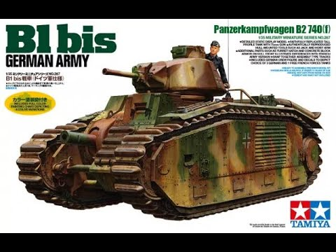 1:35 B1 bis German Army