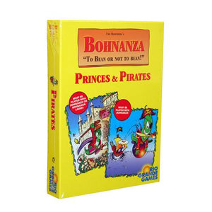 Bohnanza Expansion: Princes & Pirates