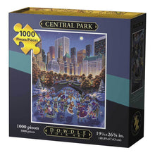 Load image into Gallery viewer, Central Park 1000pc Puzzle