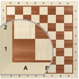 Wooden Chess Board 19""