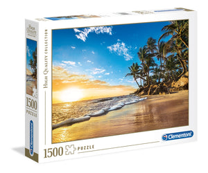 Tropical Sunrise 1500pc Puzzle