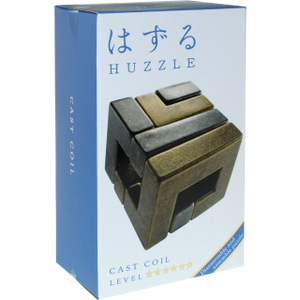 Coil Cast Metal Puzzle: Level 3
