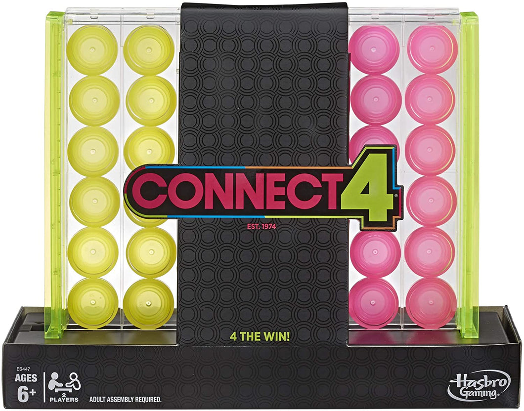 Connect 4: Neon Pop
