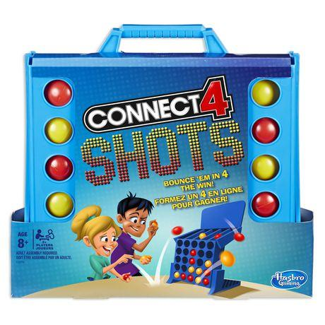 Connect 4: Shots