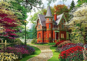 Victorian Cottage 1000pc Puzzle