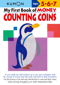 My First Book of Money - Counting Coins: Ages 5, 6, 7