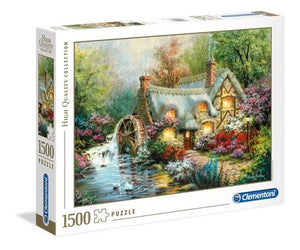 Country Retreat 1500pc Puzzle
