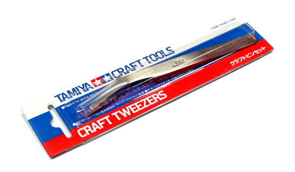 Tamiya Craft Tools: Craft Tweezers