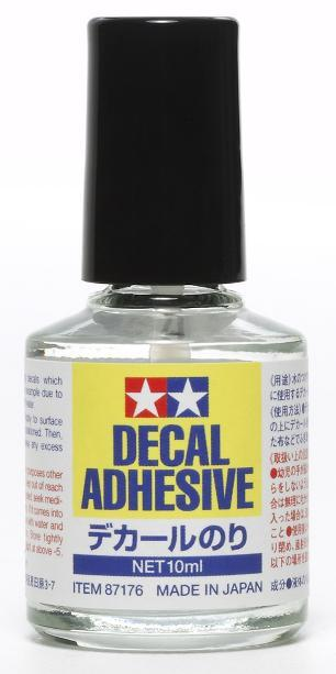Tamiya Decal Adhesive (10mL)
