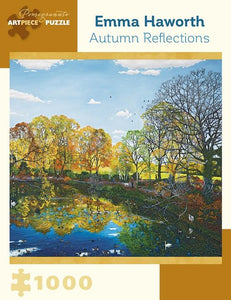 Autumn Reflections by Emma Haworth 1000pc Puzzle
