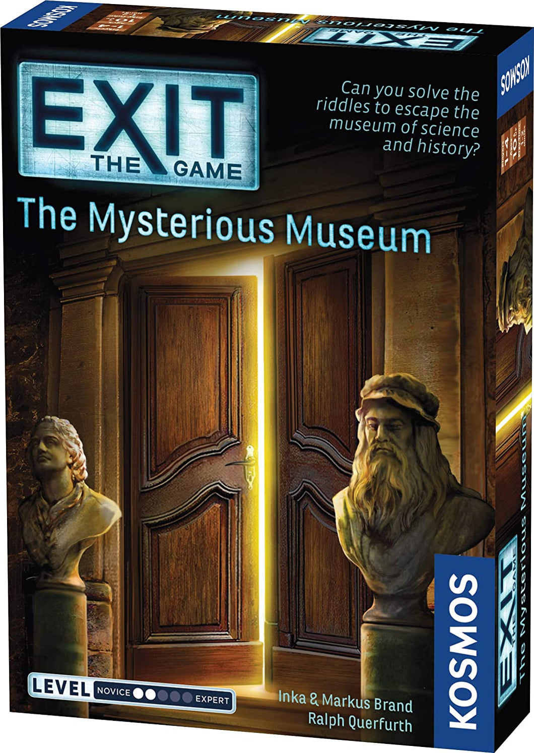 Exit the Game: The Mysterious Museum