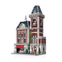 Load image into Gallery viewer, Urbania: Firehouse 285pc 3D Puzzle