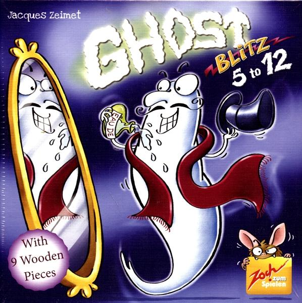 Ghost Blitz: 5 to 12