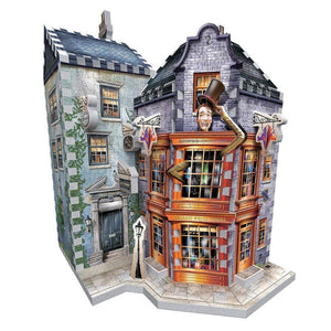 Harry Potter: Weasleys' Wizard Wheezes & Daily Prophet 280pc 3D Puzzle