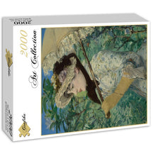 Load image into Gallery viewer, Jeanne, 1882 by Édouard Manet 2000pc Puzzle