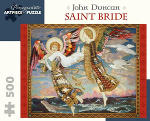 Saint Bride by John Duncan 500pc Puzzle
