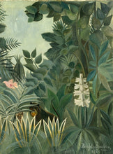 Load image into Gallery viewer, The Equatorial Jungle, 1909 by Henri Rousseau 2000pc Puzzle