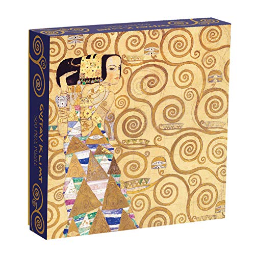 Expectation by Gustav Klimt 500pc Puzzle