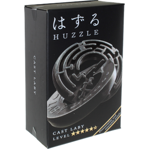 Laby Cast Metal Puzzle: Level 5