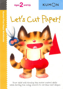 Let's Cut Paper!: Ages 2 and Up