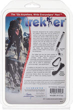 Load image into Gallery viewer, Trekker Space Pen - Silver Barrel