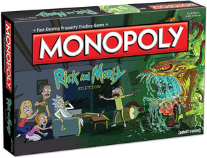 Monopoly: Rick and Morty Edition