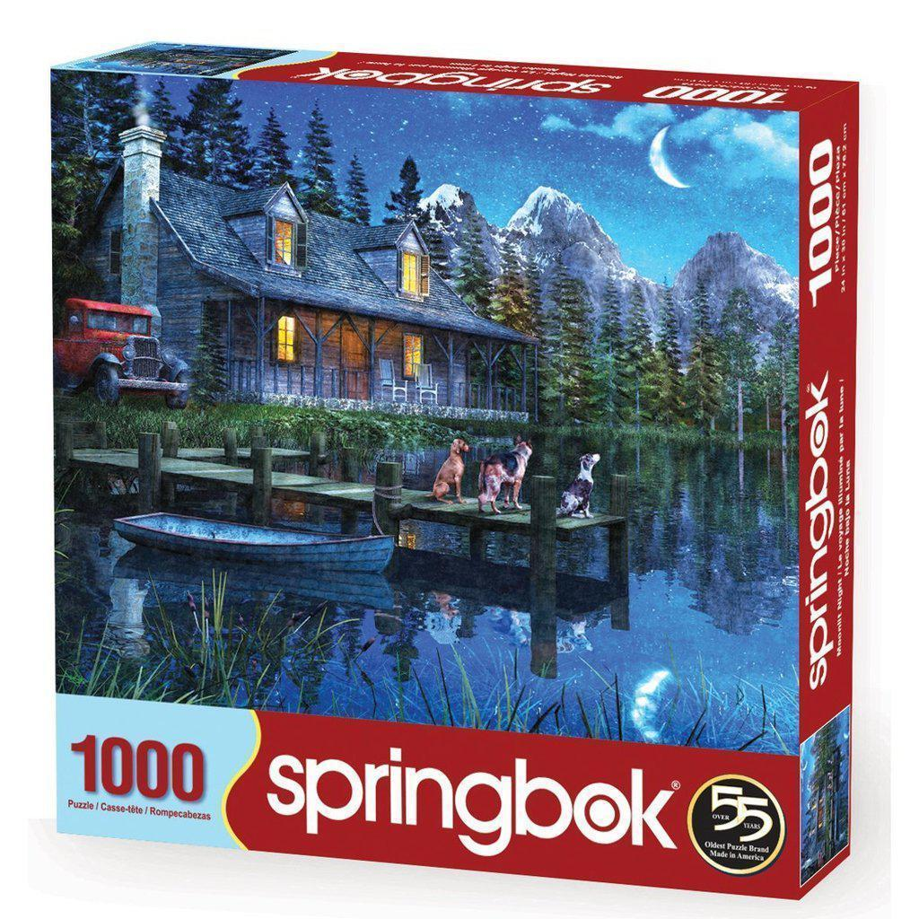Moonlit Night 1000pc Puzzle