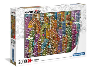 The Jungle by Mordillo 2000pc Puzzle