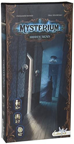 Mysterium Expansion: Hidden Signs