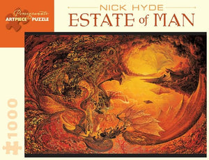 Estate of Man by Nick Hyde 1000pc Puzzle