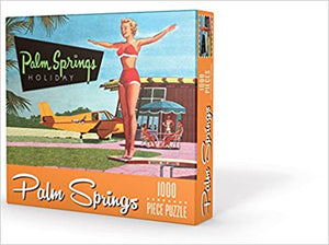Palm Springs 1000pc Puzzle