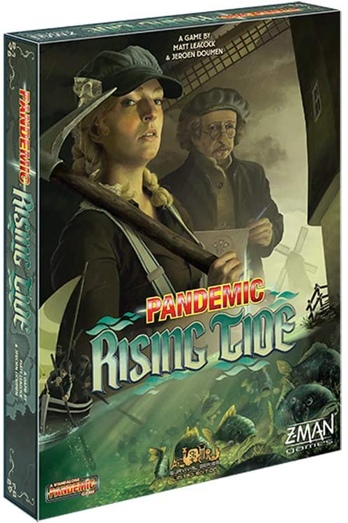 Pandemic Stand-Alone Expansion: Rising Tide