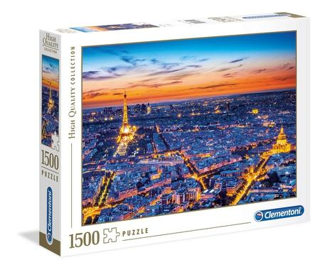 Paris View 1500pc Puzzle