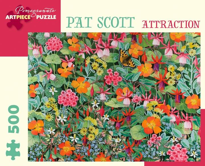 Attraction by Pat Scott 500pc Puzzle