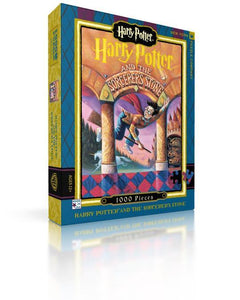 Harry Potter and the Sorcerer's Stone 1000pc Puzzle