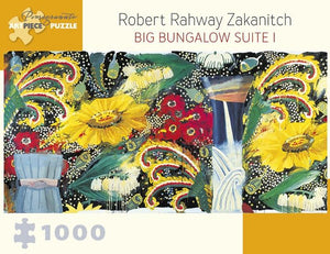 Big Bungalow Suite I by Robert Rahway Zakanitch 1000pc Puzzle