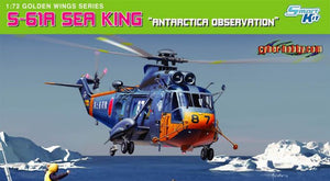 "Golden Wings Series: S-61A Sea King ""Antarctiva Observation"" - Smart Kit"
