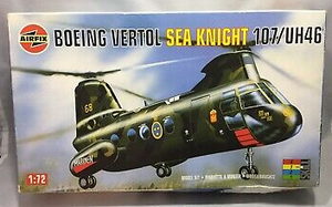 1:72 Boeing Vertol Sea Knight 107-UH46